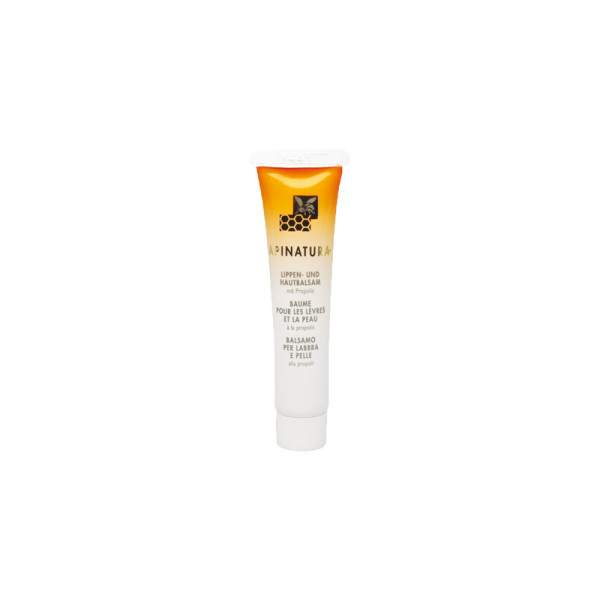 Haut- & Lippenbalsam mit Propolis 15ml