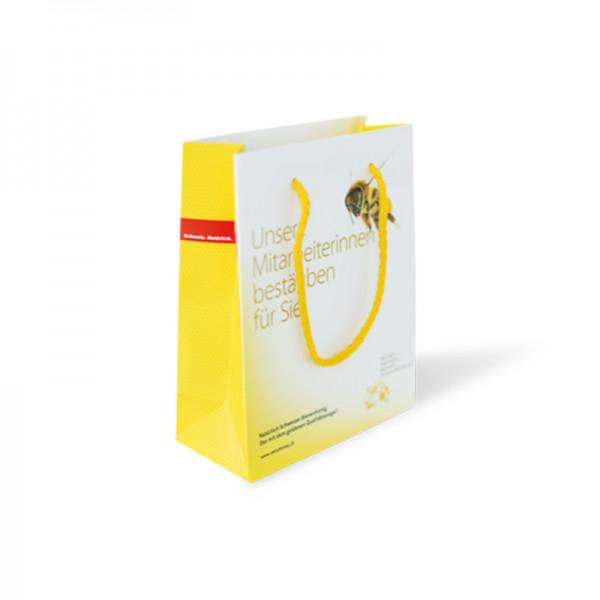 Honigtragtasche mit Kordel
